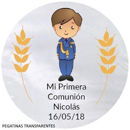 Souvenirs Communion Stickers (20)