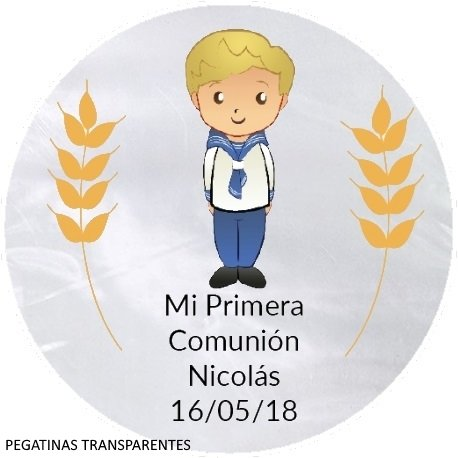 Stickers Autocollants Communion (20)