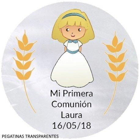 Etiquette Sticker Communion (20)