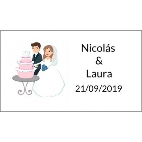 Etiquette Adhesive Cadeau Mariage (36)