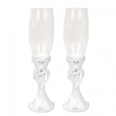 Coupe Champagne Mariés