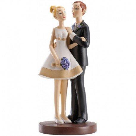 Figurine Gateau Mariage Classique