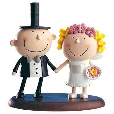Figurine Mariés Humoristique pas Cher