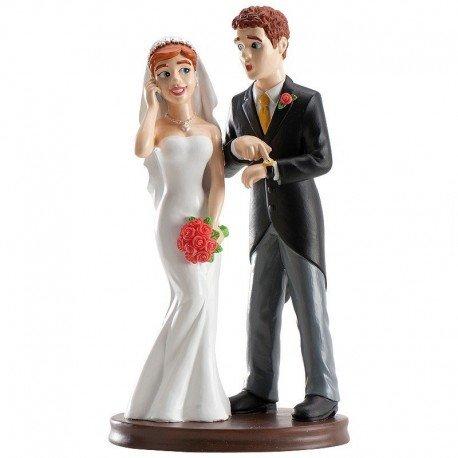 Figurines Gateau Mariage Originales