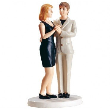 Figurine Gateau Mariage Lesbien