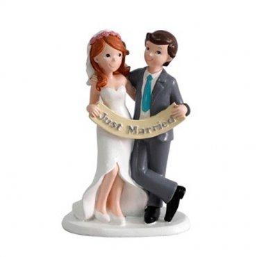 Figurines Mariés