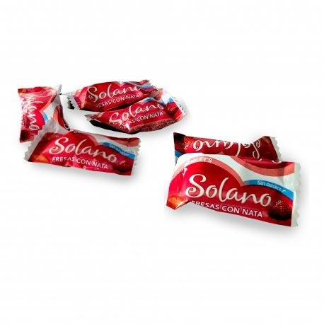 Bonbons Solano Fraise