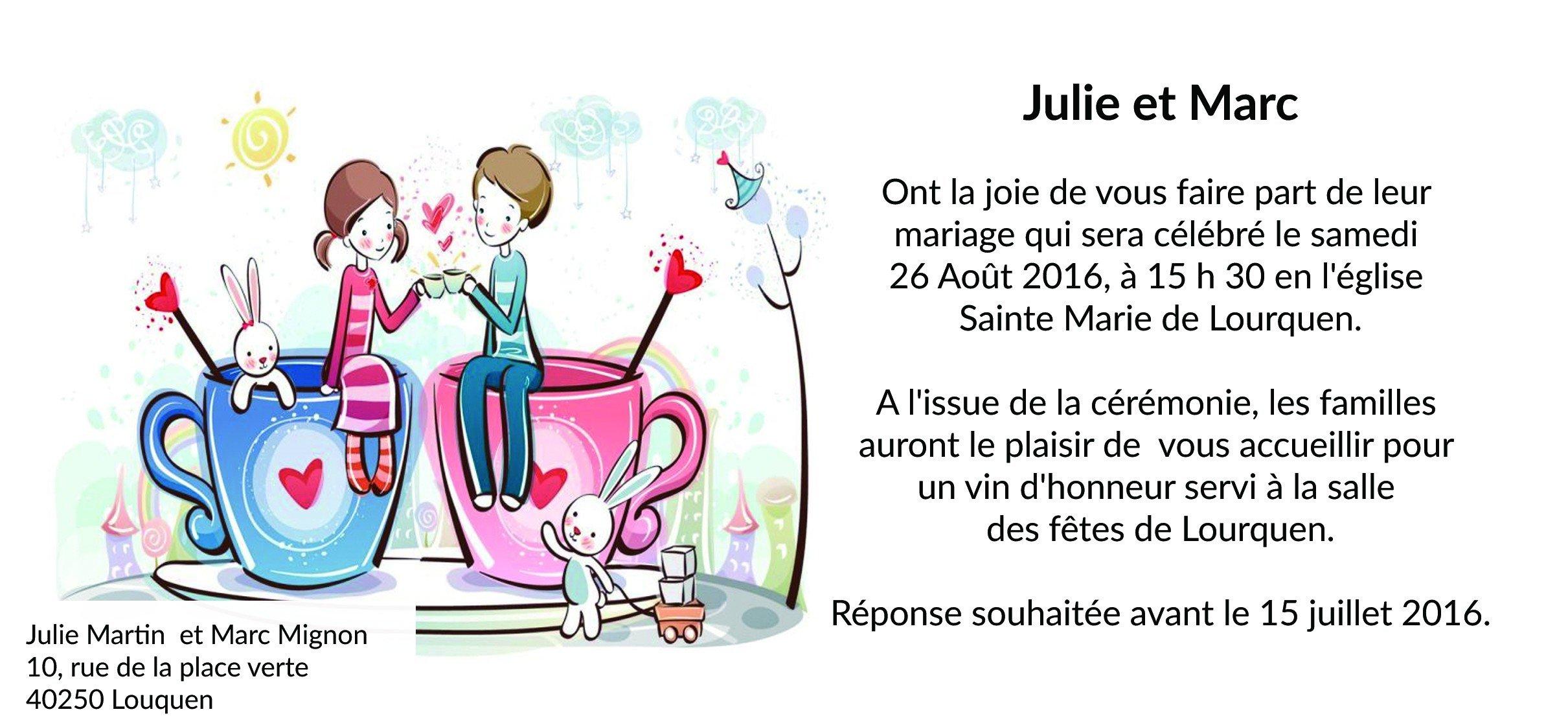 lettre d invitation a une ceremonie de mariage meilleur blog de photos de mariage pour vous. Black Bedroom Furniture Sets. Home Design Ideas