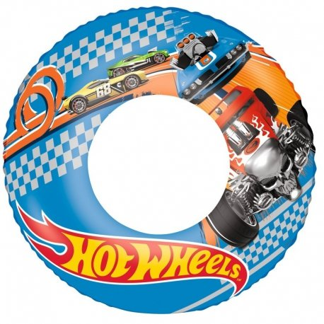 Bouée Gonflable Hot Wheels