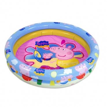 Piscine Gonflable Peppa Pig