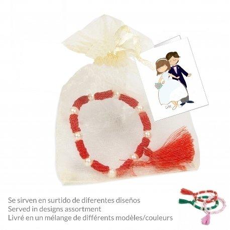 Cadeau de Mariage Personnalisé Bracelet