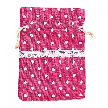 Pochette Tissu Cadeau