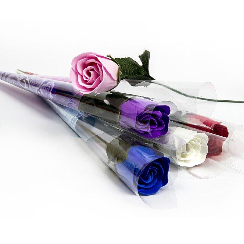Savon p tale de rose - Petale de rose bain ...