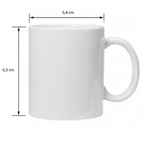 Mini Mug Blanc pas Cher